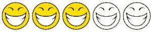 3 Smiles on 5