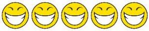 5 Smiles on 5